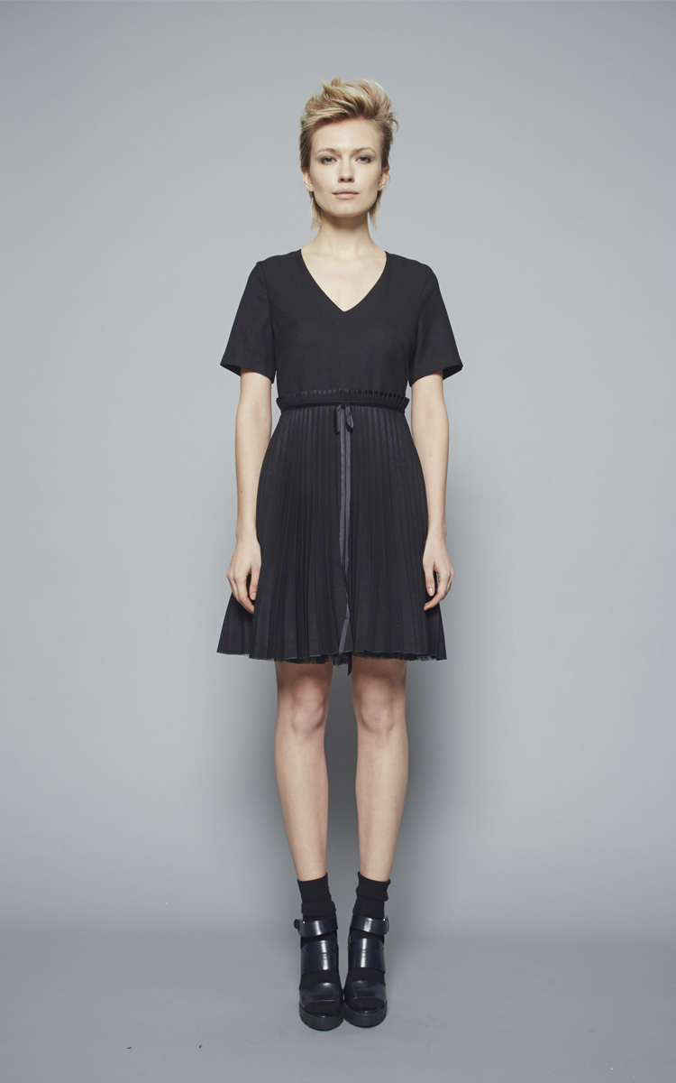 Autumn Winter 2015/16 Collection: Article Gastone dress 1