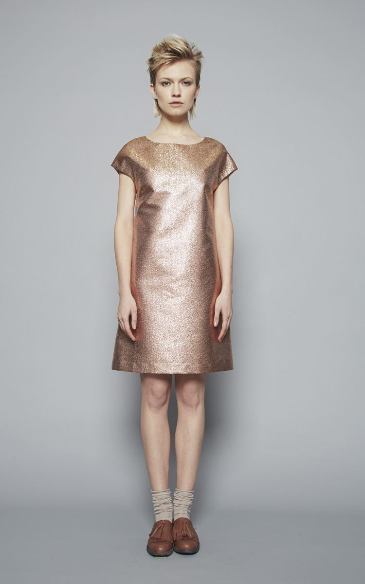 Autumn Winter 2015/16 collection: Article Giove dress 2