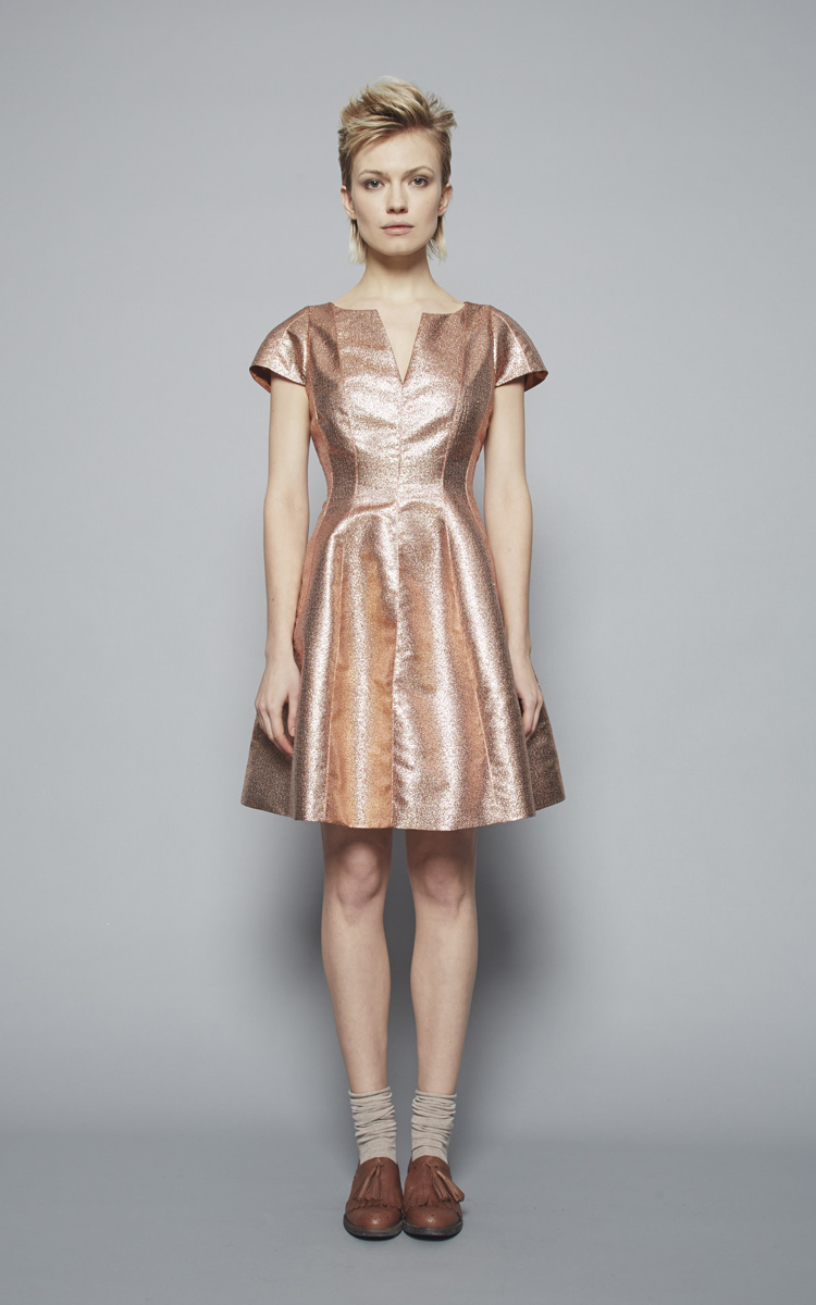 Autumn Winter 2015/16 collection: Article Giove dress 1