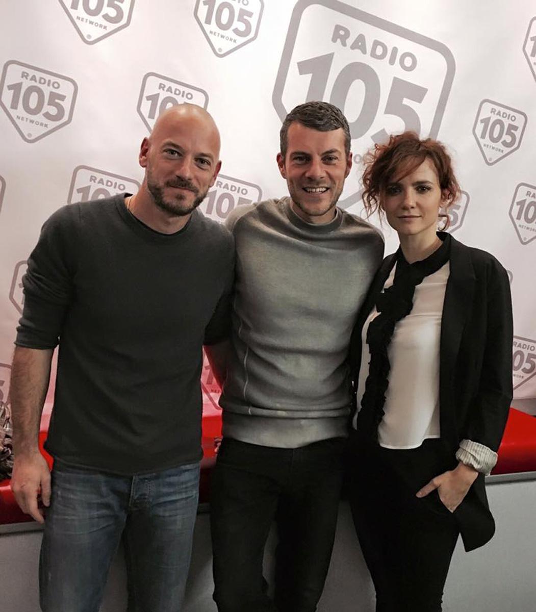 At Radio 105