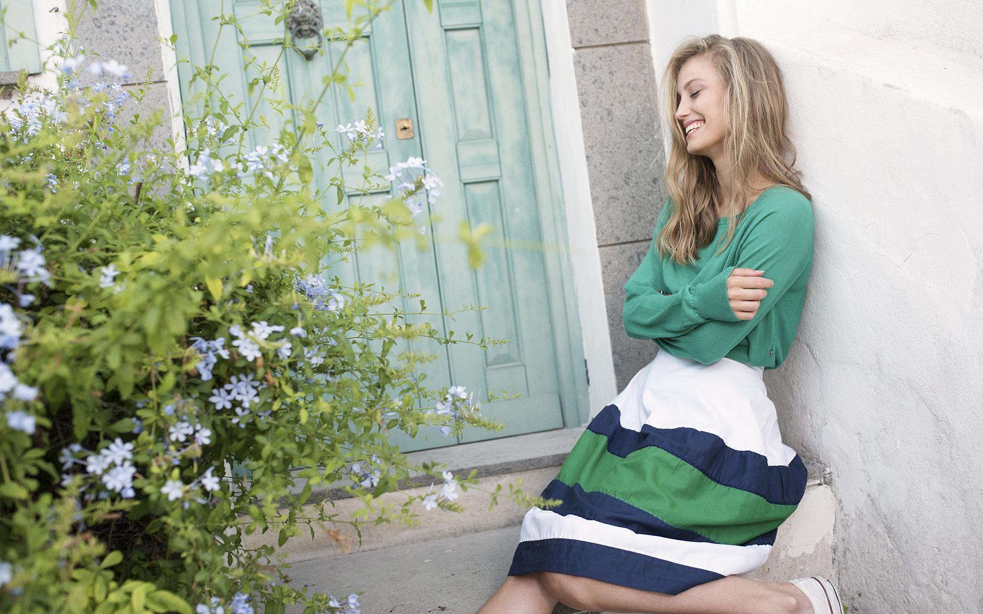 Veronica Olivier wears Princesse Metropolitaine