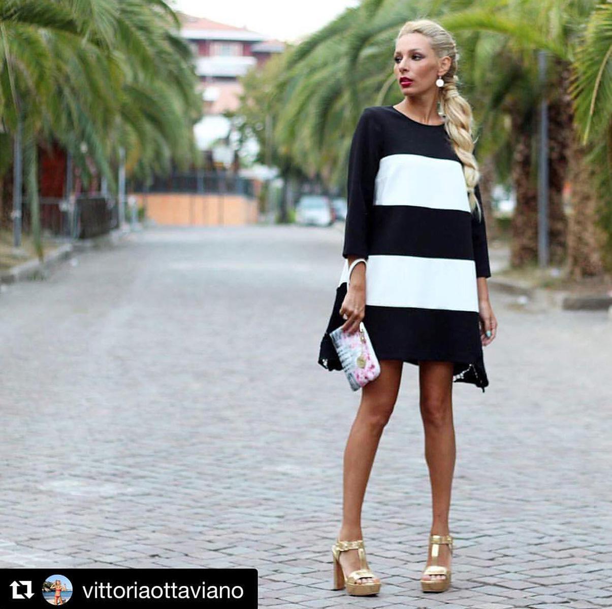 Vittoria Ottaviano wears Princesse Metropolitaine