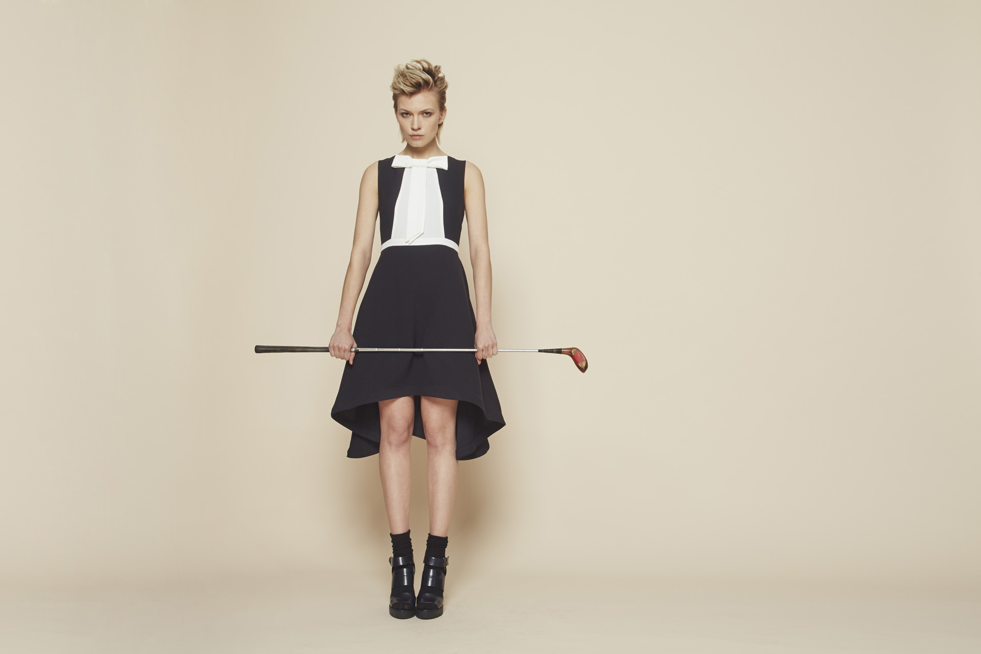 Autumn Winter 2015/16 Collection: Article Glauco dress 3