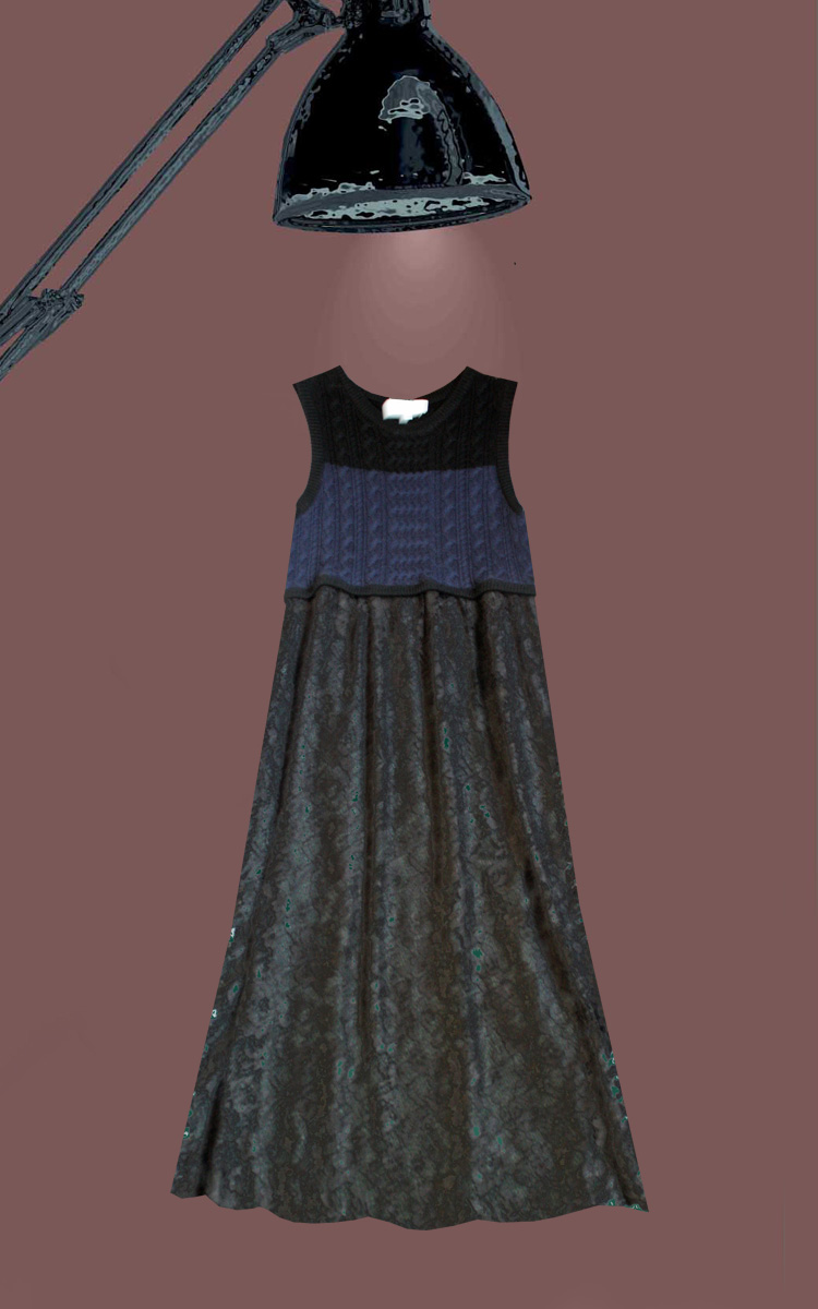 Autumn Winter 2016/17 Collection: Article Sarinda dress