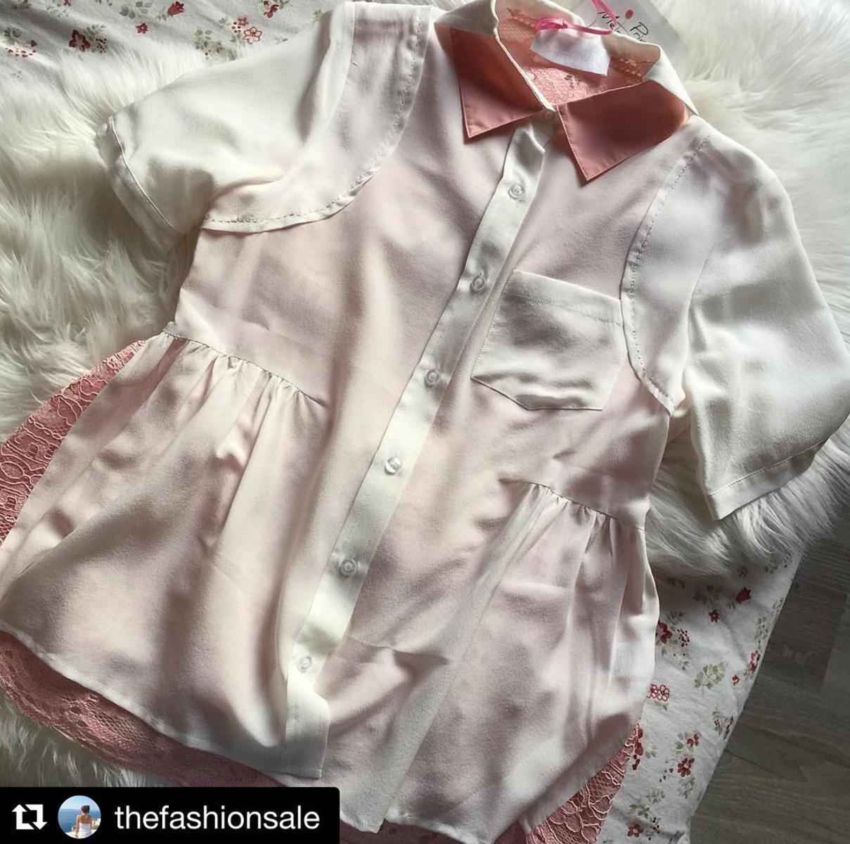 Silk blouse Gimbri sh