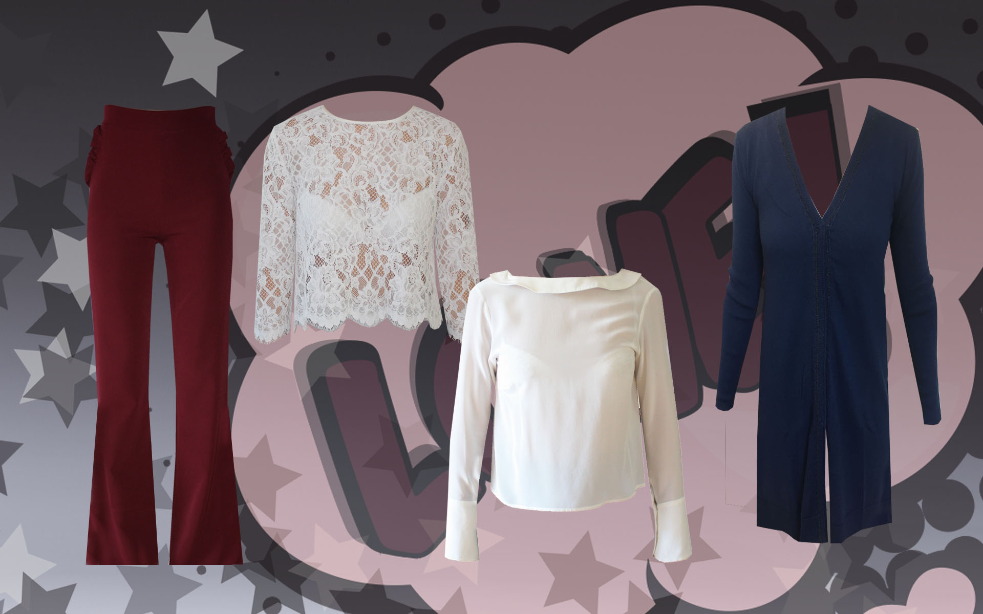 Shopping trends: look perfetto per una cena romantica