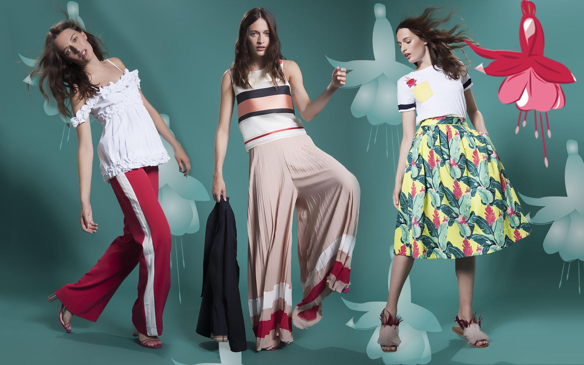 La primavera è alle porte: Quali sono i colori di tendenza?