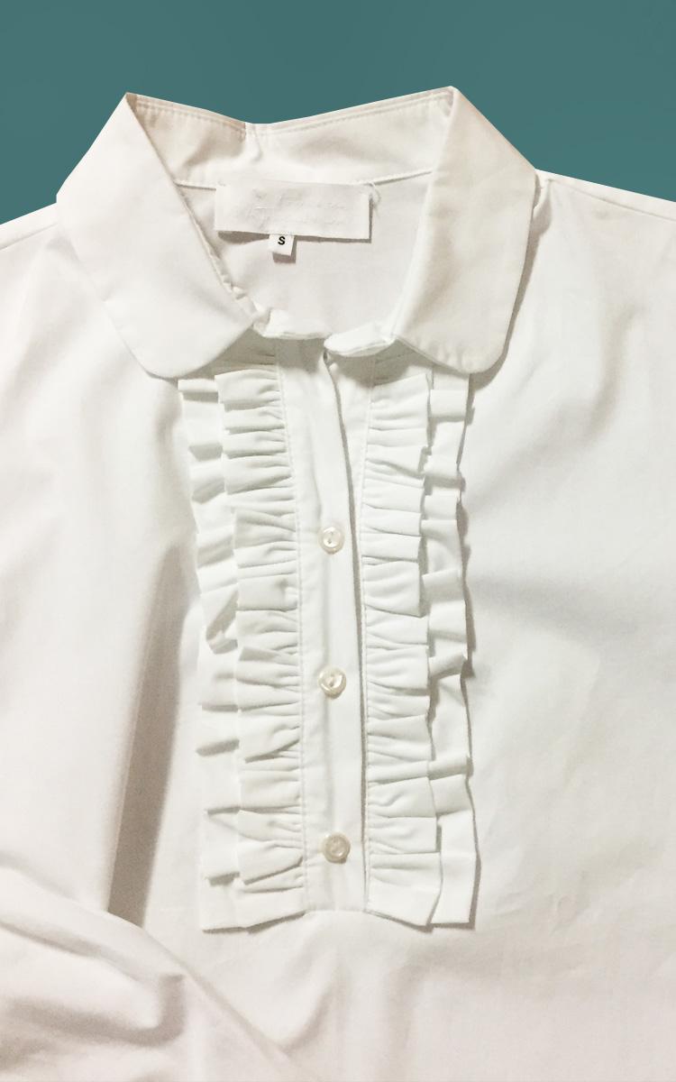Un classico intramontabile: la camicia bianca